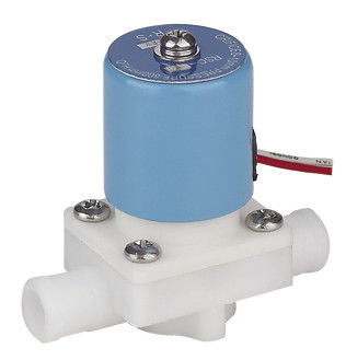 "AC220V MIni Solenoid Valve 1/8""2.5 MM Plastic Water Solenoid Valve For Water Purifier"